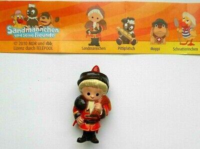 "Rotstern /"" Sandmännchen in Europa 3 Serie /"" Frau Elster mit BPZ 2010"