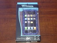"""HARDSKIN INKED APPLE iPHONE 3G 3GS HARD COVER """"LIMITED EDITION"""" -- NEW IN BOX"""