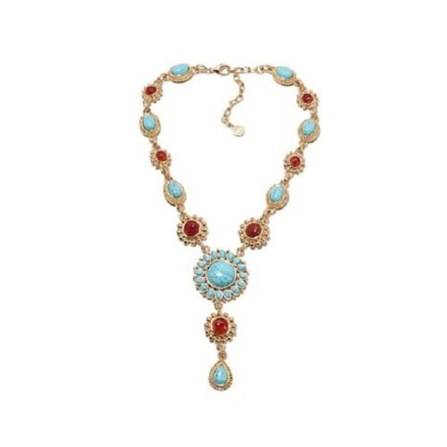 chic knot graziano in necklace shine products r rj j d hsn mesh