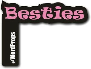Hen #WordProps - Besties