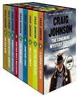 The Longmire Mystery Series Boxed Set Volumes 1-9 by Professor of Mathematics Marywood University Scranton Pennsylvania Craig Johnson (Paperback / softback, 2014)