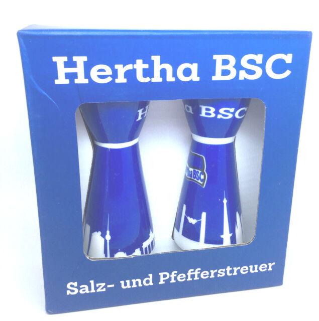 Salz und Pfeffer Streuer Hertha BSC Berlin