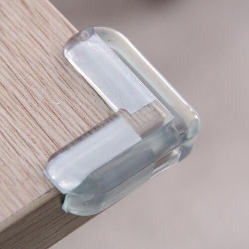 20 stk Kantenschutz Eckenschutz Baby Kinderschutz Glastisch für Kindersicherung