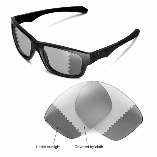 aa3390b782 Walleva Polarized Transition photochromic Lenses for Oakley Jupiter ...