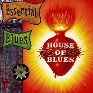 ESSENTIAL-BLUES-1995-House-of-Blues-2-CD-Set-7001087000