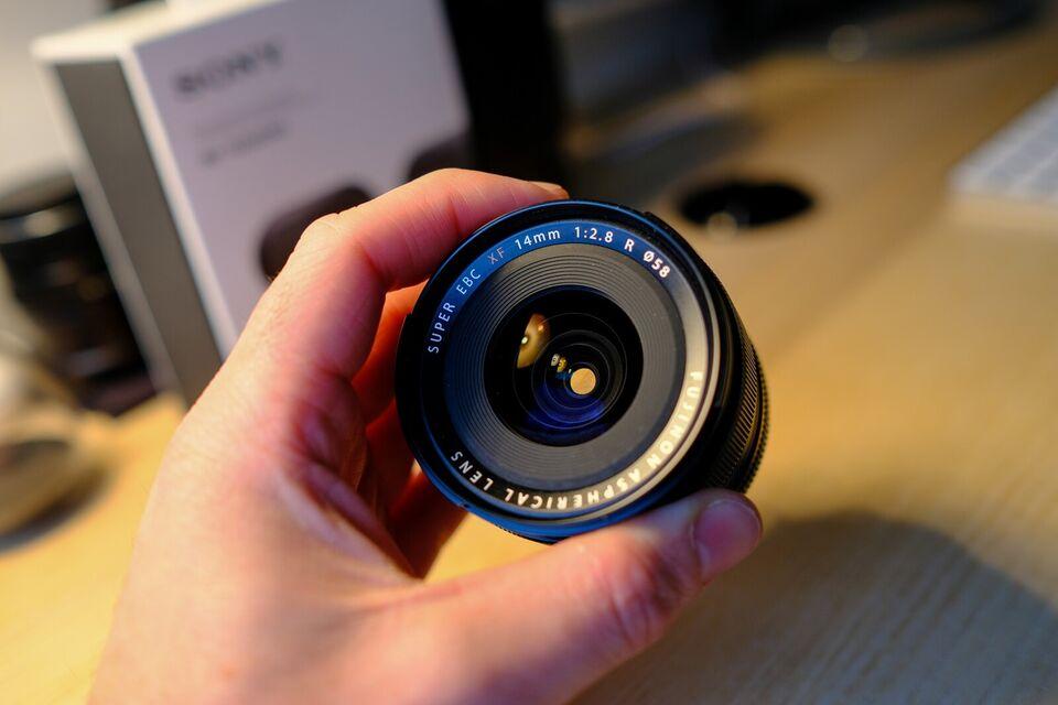 Vidvinkel, Fuji, XF 14mm f/2.8