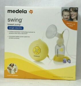 Medela Swing Single Electric Breast Pump Kit 67050 New