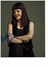"MADELEINE MARTIN-ACTRESS-( BROADWAY ""PICNIC"")-----Signed  Photo 8x10  2013"