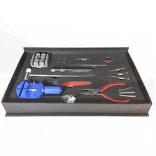 Watch Repair Tool Kit 30pc Premium - Link Remover Case Opener Pliers Fix Wrist