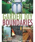 Garden Boundaries by Toby Buckland (Paperback, 2002)