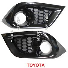 Genuine Toyota Front Bumper Hole CoverDriver Side 52128-21901