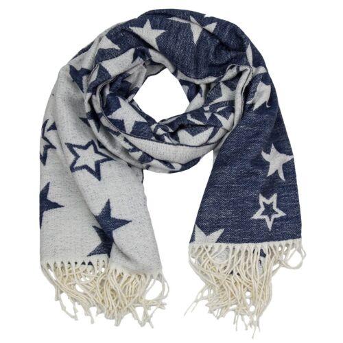 Esprit Damen Schal Pashmina Blanket Scarf 086EA1Q011-E400