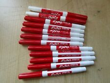 Expo Red Low Odor Dry Erase Marker Fine Point Set Of 12 Buy 2 Get 1 Free