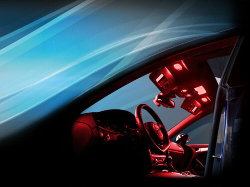 MaXlume® SMD LED Innenraumbeleuchtung Suzuki SX4 S-Cross Innenraumset
