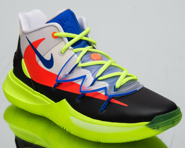 4d80e983ef1a Nike Kyrie 5 All Star TV PE 5 Men s New Rokit Basketball Sneakers CJ7899-900