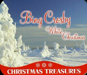 Bing-Crosby-White-Christmas-New-CD-Tin-Case