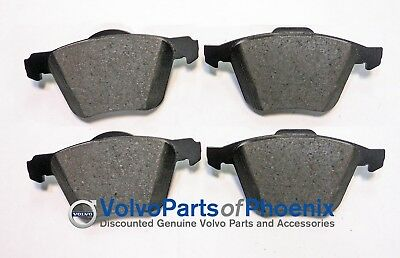 Genuine Volvo 2003-2014 XC90 S60 Front Brake Pads 30793265 NEW OEM