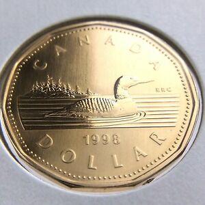 Uncirculated 2013 Specimen Loonies 1 Dollar