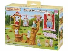 Calico Critters cute ropeway set