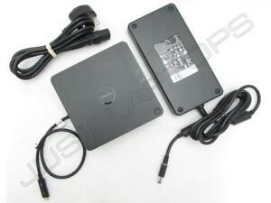 Dell Precision 3541 5510 Thunderbolt Dockingstation Port Replikator +240W PSU