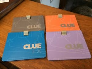 pieces electronic fx Various Clue game replacement parts