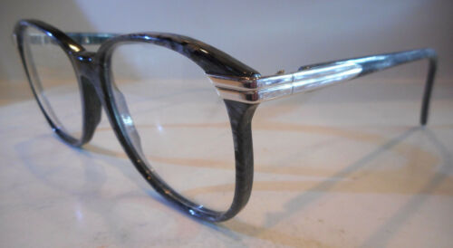 Vintage Regency Eyewear  UX-9 Grey Marble 57//17 Eyeglass Frame New Old Stock