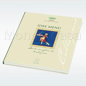 Idee Menu Thermomix.Details About Book Recipe Book Bimby Tm31 Vorwerk Ideas And Menu New And Original 84213