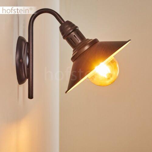 Retro mur Lampes rostfarben Couloir Vestibule Lampes salon chambre éclairage