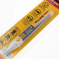 New OEM Fluke 2AC VoltAlert Non-Contact Voltage Detector Pen Tester w/ Batteries