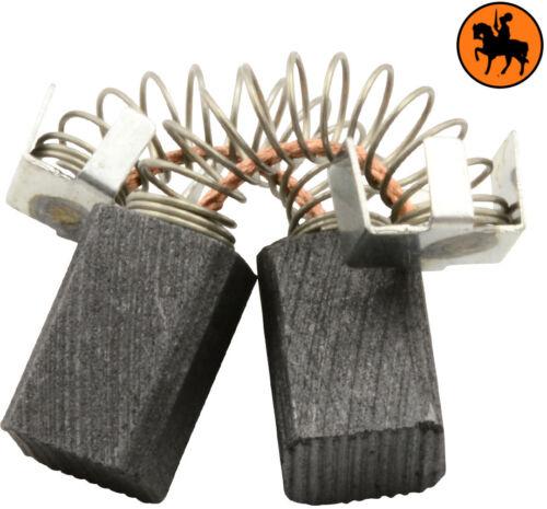 6x8x12mm Kohlebürsten für Metabo /& Ryobi Ersetzt 316040690 /& 316041170