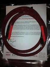 pair cables rca VERASTARR King Pin (Audio Research/Krell/McIntosh/Vtl)