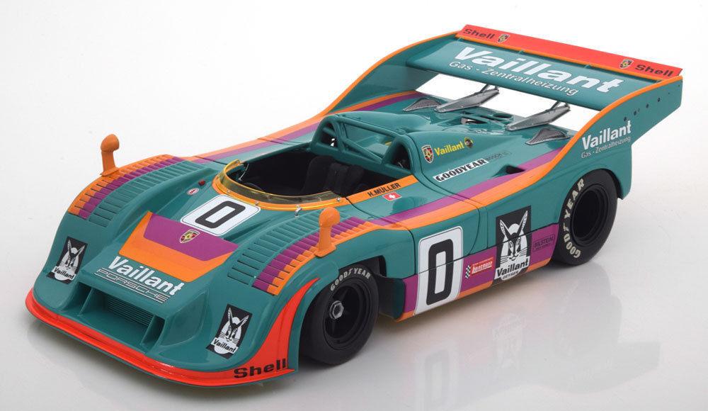 aquí tiene la última Minichamps Porsche 917 20 TC vaillantwinner Interserie 1975 Muller    0 1 18New   Obtén lo ultimo