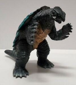 RARE-Bandai-Heisei-GAMERA-1999-6-inch-vinyl-kaiju-figure-Godzilla