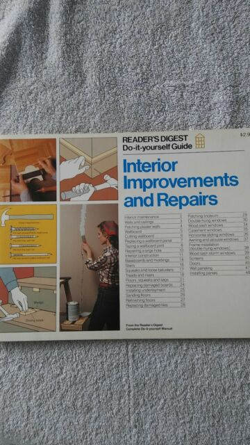 Complete do it yourself manual by readers digest editors 1981 complete do it yourself manual by readers digest editors 1981 hardcover solutioingenieria Gallery