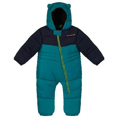 Dare2b Snuggler Insulated Snowsuit Girls Boys Baby Warm All-in-one