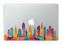 York City Laptop Sticker Vinyl Skin Decal Sticker Macbook Air/pro/retina 13