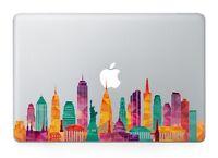 York City Laptop Sticker Vinyl Skin Decal Sticker Macbook Air/pro/retina 13