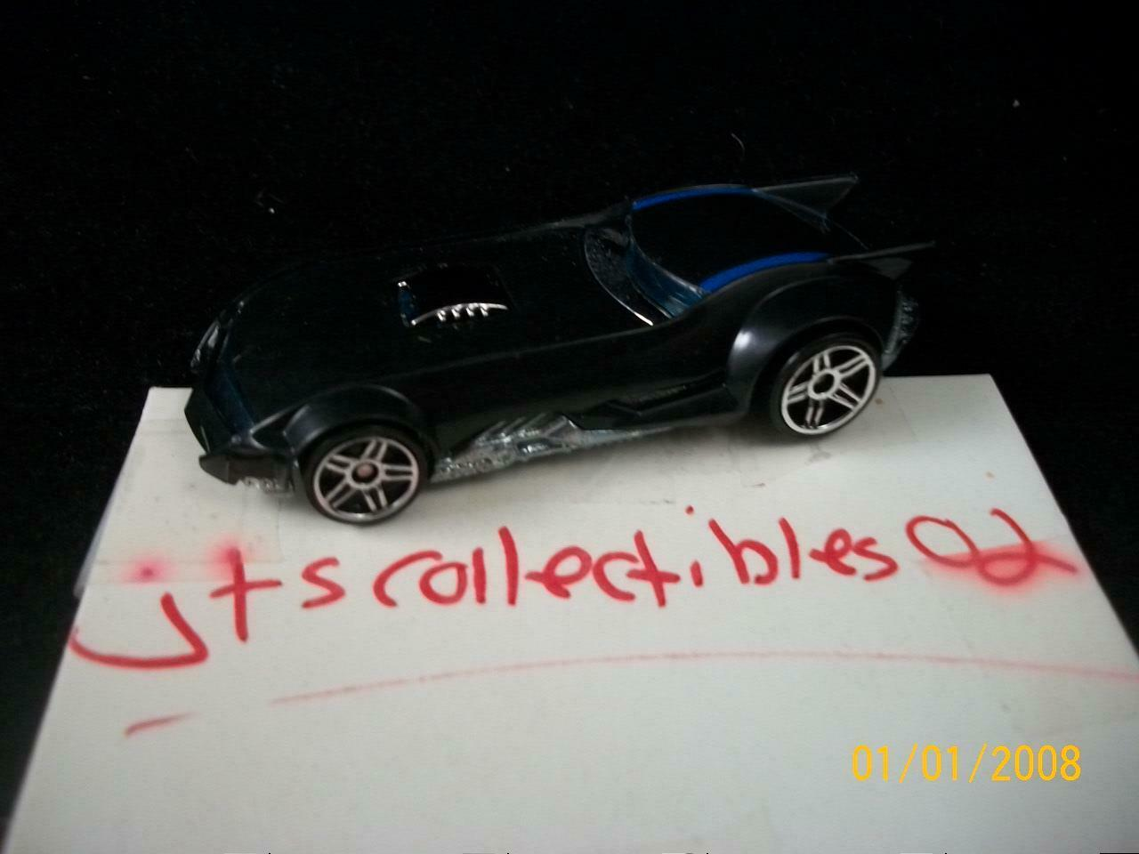 2007 HOT WHEELS MYSTERY CARS SERIES *1 OF 24 CARS* BY MATTEL NEW BATMOBILE???