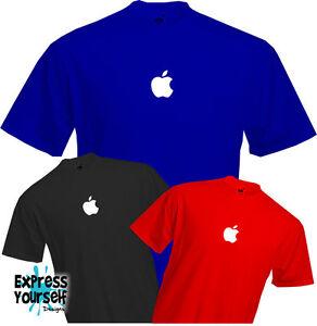 APPLE-ADVISOR-T-Shirt-Store-iPad-iPhone-Fix-Mac-Fun-Cool-Quality-NEW