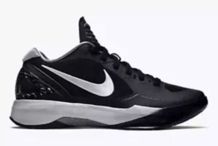 NEW Nike Volley Zoom Hyperspike Volleyball Shoe Black (585763-001) Womens Sz 5