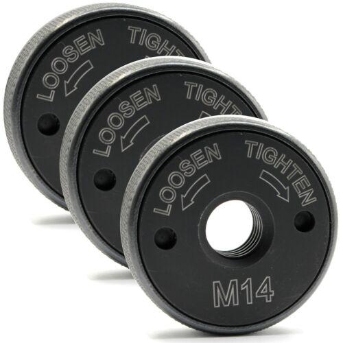 BOSCH Metabo Makita Flex Winkelschleifer 115 125 230mm Schnellspannmutter M14 f