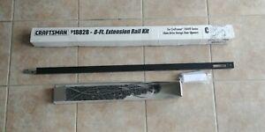 Craftsman 10 Ft Extension Rail Kit 18400 Series Belt Drive Garage Door Openers