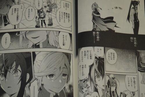 BlazBlue Remix Heart 1~4 Complete Set JAPAN Manga