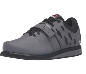 Reebok Men's Lifter Pr Cross-trainer shoes SIZE 10 Ash Grey