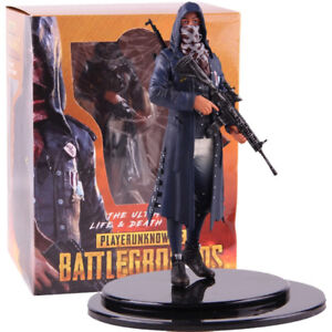 PUBG-The-Ultimate-Life-Death-Fight-PVC-Action-Figure-Collectible-Model-Toy