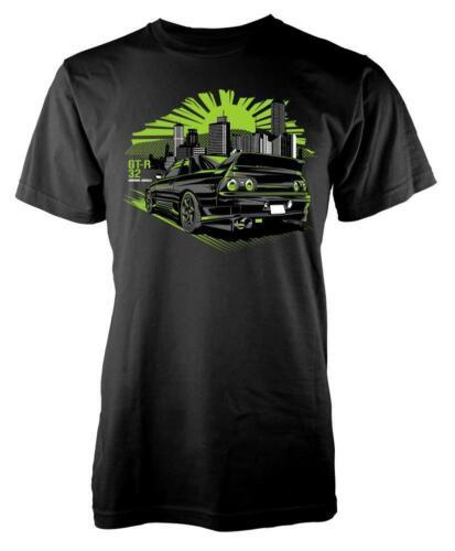 Godzilla GTR R32 Japanese Motorsport Car Kids T Shirt