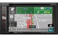 NEW Pioneer AVIC-6200NEX 2 DIN GPS DVD/CD Player + ND-BC8 CAMERA + SXV300V1