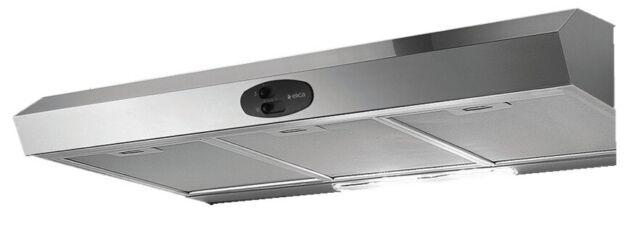 Elica Cappa Cucina Filtrante Incasso Sottopensile 90 cm Acciaio KREA ST IX F//90