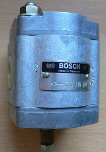 Rexroth Bosch  0510110302 Hydraulic Pump MNR 0510 110 302 (112 003 / 010 302)NEW