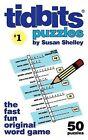 Tidbits(r) Puzzles #1 by Susan Shelley (Paperback / softback, 2009)